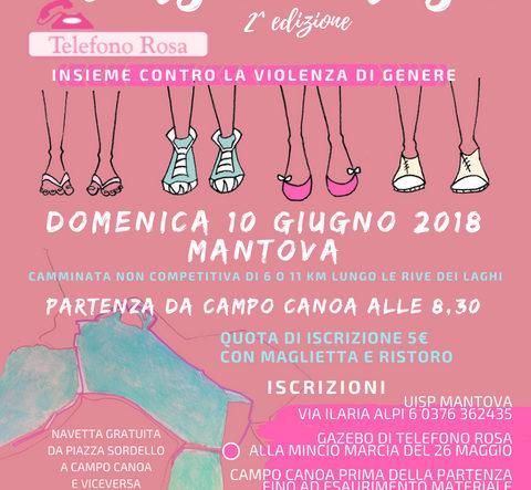 Corsa in rosa Mantova 2018